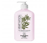 AUSTRALIAN GOLD HEMP NATION® WILD BERRIES & LAVENDER BODY LOTION Drėkinamasis Kūno Kremas, 535 ML
