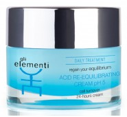 Gli Elementi atstatomasis veido odos kremas Acid Re-Equilibrating Cream pH5 50ml