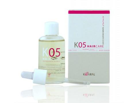 KAARAL ANTIHAIR LOSS K05 TARGETED ACTION DROPS sustiprinto poveikio lašiukai nuo plaukų slinkimo, 50 ml.