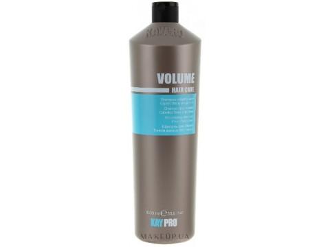 KAY PRO VOLUME apimties suteikiantis šampūnas nualintiems plaukams, 350ml