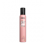 LOREAL Garbanas Išryškinančios Maitinančios Putos L'oreal Professionnel Tecni Art Hollywood Waves Spiral Queen 200 Ml