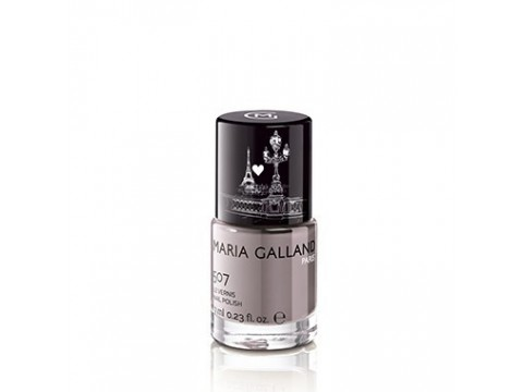 MARIA GALLAND Pilkas nagų lakas, 7 ml