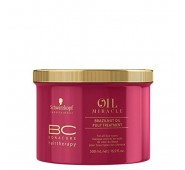 Schwarzkopf Professional BC Bonacure Oil Miracle Brazil Nut Oil Pulp Treatment  Plaukų Kaukė Su Bertoletijų Riešutų Aliejumi500 Ml
