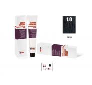 CAVIAR SUPREME - CREMA COLORANTE Kreminiai plaukų dažai be amoniako ir pPD 1.0 Nero