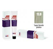 CAVIAR SUPREME - CREMA COLORANTE Kreminiai plaukų dažai be amoniako ir pPD 11.0 Super biondo platino