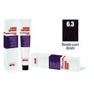 KAY PRO CAVIAR SUPREME - CREMA COLORANTE Kreminiai plaukų dažai be amoniako ir pPD 6.3 Biondo scuro dorato