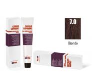 KAY PRO CAVIAR SUPREME - CREMA COLORANTE Kreminiai plaukų dažai be amoniako ir pPD 7.0 Biondo