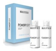 SELECTIVE POWERPLEX MAITENANCE Rinkinys šampūnas ir kaukė100 ml + 100 ml