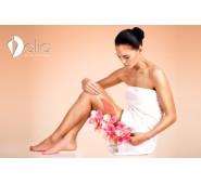 Anticeliulitinis masažas taurėmis bei įvyniojimas su kaistančia purvo kauke probleminėms kūno vietoms 30 min.