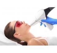 Ūselių ir smakro plaukelių fotoepiliacija, 35 impulsai