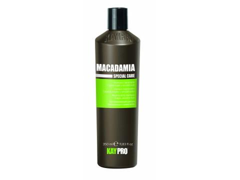 KAY PRO MACADAMIA regeneruojantis šampūnas trapiems, jautriems plaukams 350 ml.